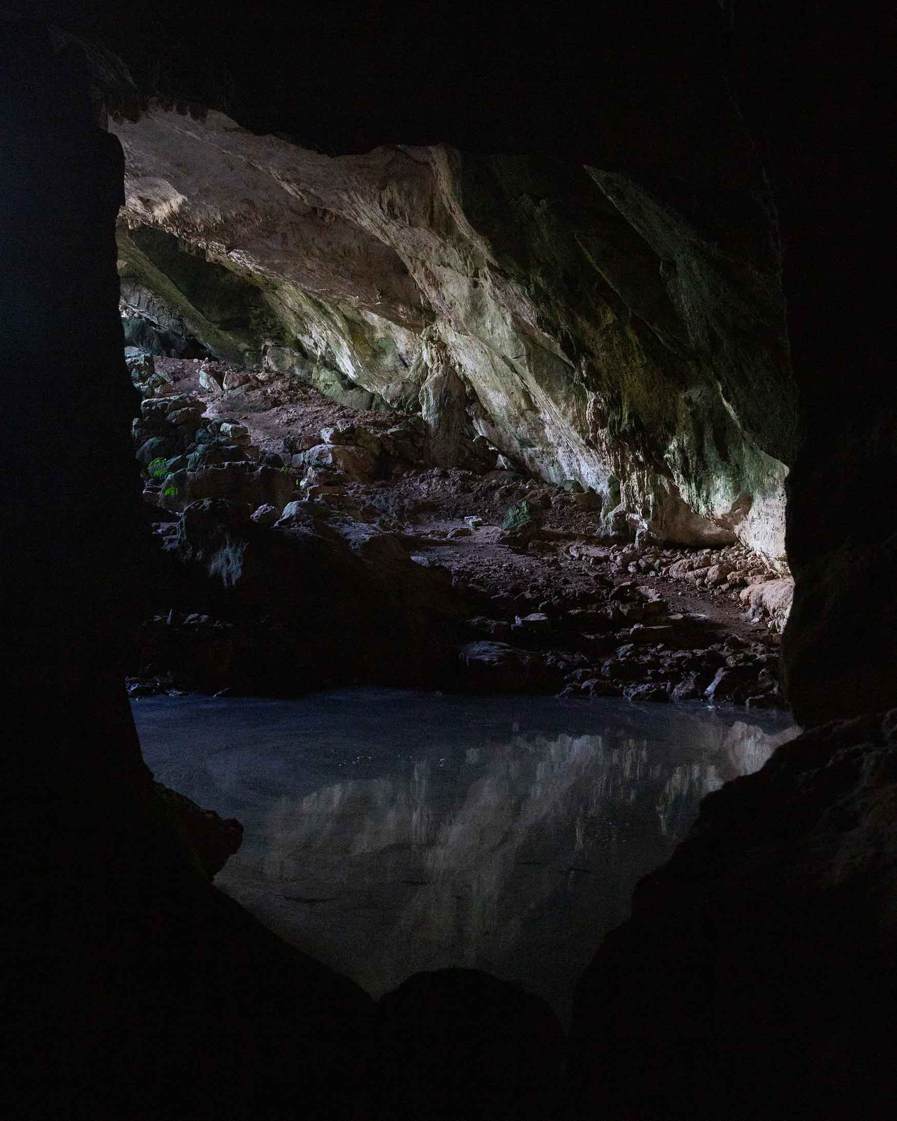 Cenote Santa María