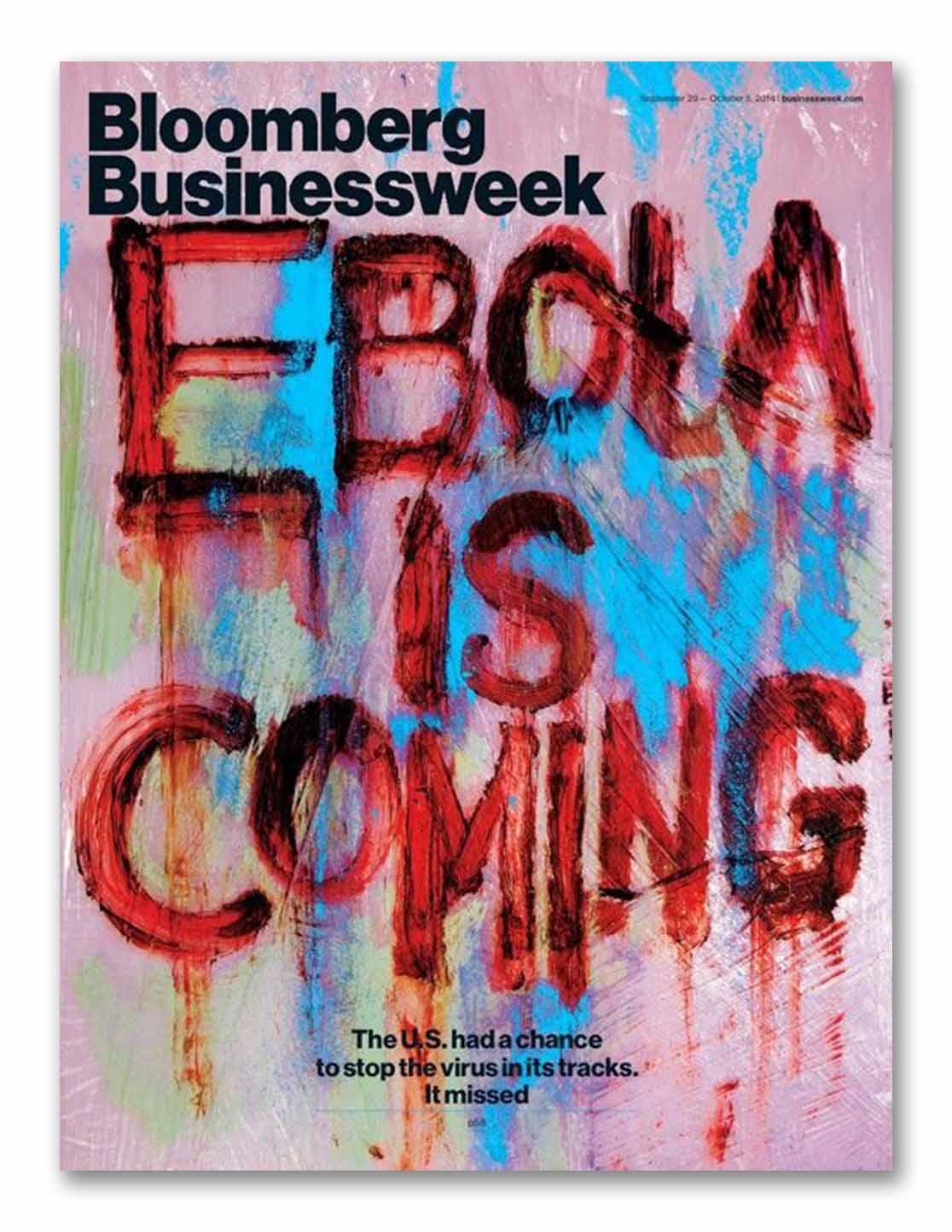 Septiembre, 2014: ¨Se acerca el ébola.