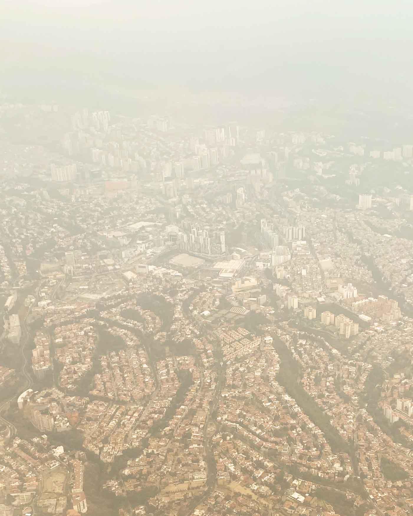 Tula aire contaminación